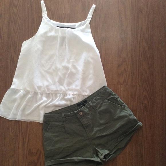 Kensie Tops - End of summer outfit